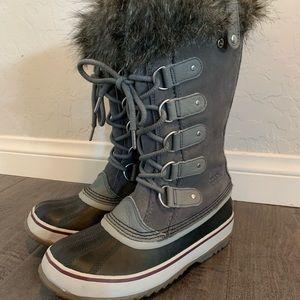 Sorel Women's Joan Of Arctic Boots, Size 7
